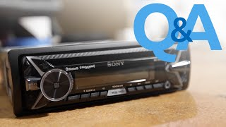 Download Sony MEX-XB100BT Car Stereo Impressions and Installation | Car Audio Q&A Video