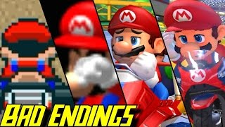 Download Evolution of 4th Place Endings in Mario Kart (1992-2017) Video