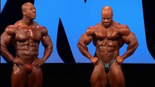 Download Shawn Rhoden- ″Phil Heath has done nothing for Bodybuilding″ Video
