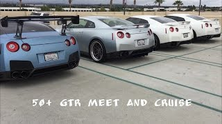 Download MEGA GTR Meet and Cruise Video