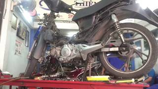Download Suzuki Axelo làm nồi. Đầu lòng, NSD DID. Phuộc YSS Video