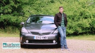 Download Toyota Prius+ MPV review - CarBuyer Video