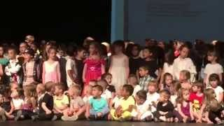 Download Chanson finale Spectacle de fin d'année. JB VATELOT 270615 Video
