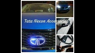 Download Tata Nexon 2017 Accessories|Tata Nexon Modified Video