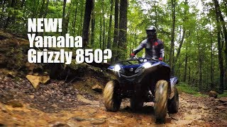 Download NEW Yamaha Grizzly 850? Video
