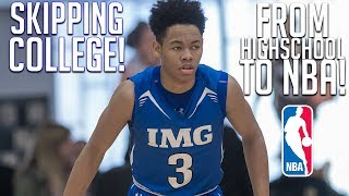 Download Anfernee Simons DECLARES for NBA DRAFT From HIGHSCHOOL! Video