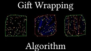 Download Gift Wrapping Algorithm (Convex Hull) Video