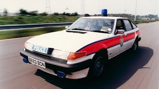 Download Rover SD1 - The Liver Run (Police Camera Action) Video