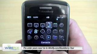 Download BlackBerry Tour 9630 Review - Hands On Video