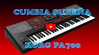 Download KORG PA 700 PERU CUMBIA SUREÑA Video