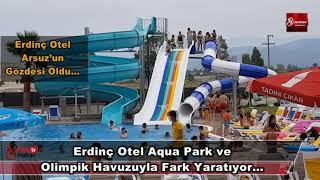 Download Erdinç Otel Aqua Park Ve Olimpik Havuzuyla Fark Yaratıyor… 18 Haziran 2018 8gunhaber 1 Video
