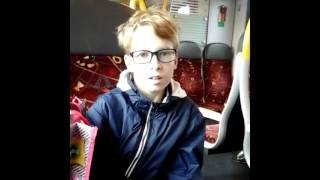 Download Eerste video zwart rijden in de trein Video