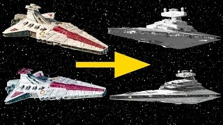 Download Why Every Venator-class Star Destroyer was Eliminated by the Empire Video