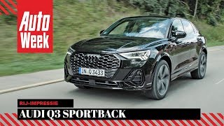 Download Audi Q3 Sportback - AutoWeek Rij-impressie - English subtitles Video