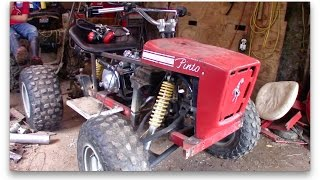 Download Mini Offroad Mower Build #7 Video