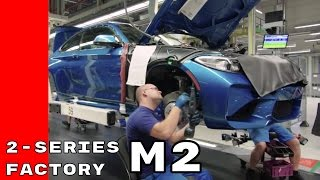 Download BMW 2 Series Factory - BMW M2, 230i, M240i Production Video