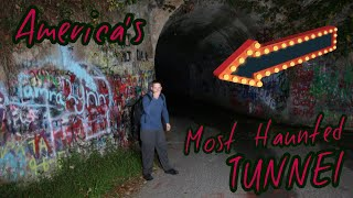 Download (IT ANWSERED ME) SENSABAUGH TUNNEL ″WORLD'S MOST HAUNTED TUNNEL?″ Video