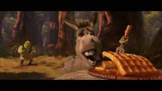 Download DreamWorks' 'Shrek Forever After' Clip - Waffles in the Forest Video