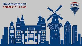 Download RE/MAX 10th European Convention in Amsterdam - save the date! Video