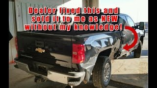 Download Georgia dealership screwed us on a new truck. Video