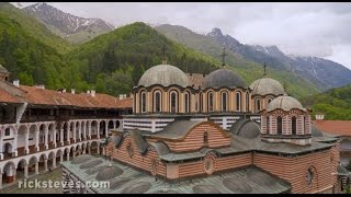Download Bulgaria: Rila Monastery Video