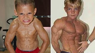 Download 10 STRONG KIDS That Can Lift More Than You Video