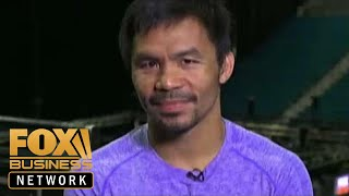 Download Manny Pacquiao on Keith Thurman: I want to teach him like a professor Video