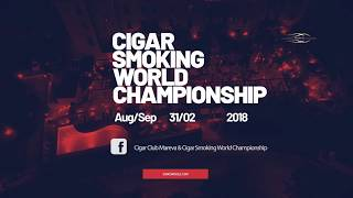 Download Cigar Smoking World Championship 2018 Video