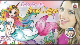 Download DESAFIO da ANNA LAYZA - (DESAFIO DOS FAMOSOS #1) Video