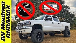 Download Why Buy Duramax Instead of Cummins or Powerstroke...? Video