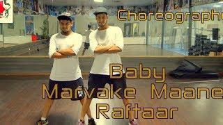 Download Baby Marvake Maanegi - Raftaar   Nora Fatehi   choreo by Ajinkyasingh Bansi aka AJ FT Hrish Ghule Video