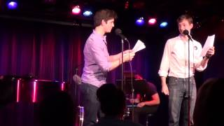 Download Adam Kaplan and Mike Faist performing ″Anything You Can Do″ Video