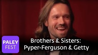Download Brothers & Sisters - Pyper-Ferguson And Getty (Paley Center) Video