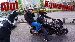 Download Polizei Unsinn mit Alpi und Kawakuh 😆 Video