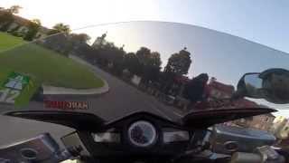 Download Jaka Warszawa Taki Frog - Honda VFR800 Video