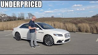 Download Here's why the $83,000 Lincoln Continental Black Label should cost even more Video