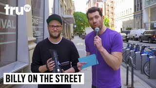 Download Billy on the Street - Death Rogen Video