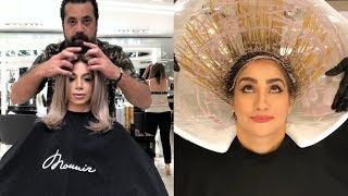 Download Top 10 Hairstyles Transformation by Mounir Salon! Video