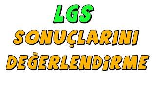 Download LGS 2019 SONUÇLARINI DEĞERLENDİRİYORUZ. Video