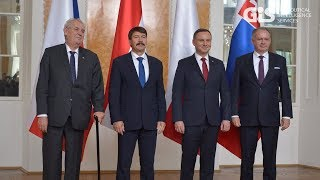 Download Cold war between Visegrad and Brussels | Global trends video reports Video