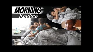Download Mommy Morning Routine w/ A 3 Year Old Video