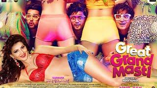 Download Great Grand Masti Official Trailer | Riteish, Vivek, Aftab, Urvashi Video