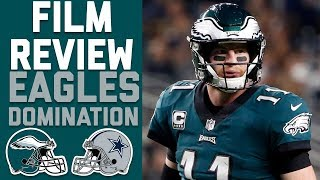 Download How the Eagles Halftime Adjustments Led to a Second Half Domination of Dallas | Film Review | NFLN Video