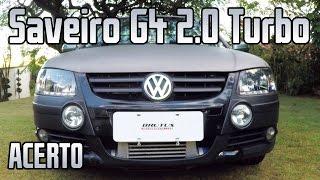 Download VW Saveiro Surf G4 2.0 Turbo FT350, saiba mais sobre nosso acerto Video