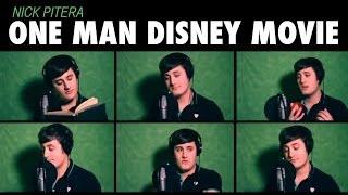 Download ″One Man Disney Movie″ Nick Pitera - Disney Medley Video