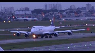 Download Plane Spotting in GRU Airport - Guarulhos SBGR Sao Paulo Video