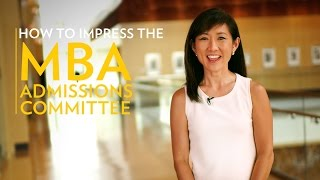 Download How To Impress The MBA Admissions Committee Video