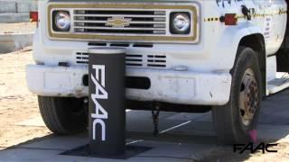 Download Crash test - FAAC Bollard J355HA-M30-P1 Video