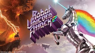 Download Robot Unicorn Attack 2 - Android / iOS Gameplay Trailer Video