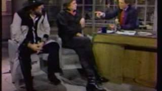 Download Johnny Cash & Waylon Jennings on David Letterman Video